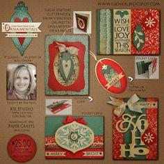 Ornamentals Card Kit on Sale