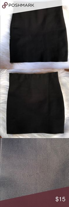 Black Bandage Mini Skirt Hot Miami Styles Black Bandage Skirt Used only once - in great condition Hot Miami Styles Skirts Mini