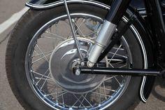 1968 BMW Motorcycles R69 S  - mit Steib S 350