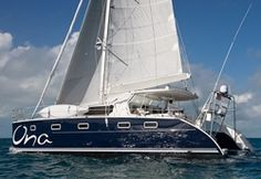 This is my dream boat...the Antares 44i....sigh.