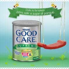 GOOD CARE SUPREME® no contiene azúcar ni saborizantes añadidos. ¿Quieres saber más? Visita: ow.ly/AP2Pn