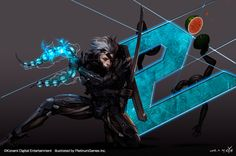 """PlatinumGames reveals what that MGR """"2"""" logo was for... - NeoGAF"""