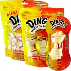 ****Get it now - $1.00 off Dingo Meat in the Middle Rawhide Bone**** - Krazy Coupon Club