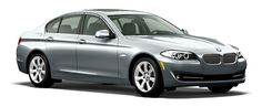 BMW 5-Series: My top pick for a mid-size luxury sedan. Price starts at $46,900.<3