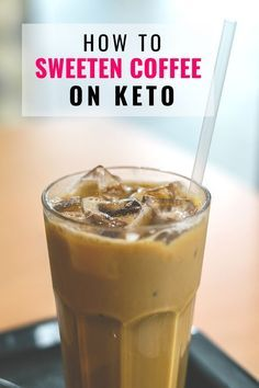 For starters, the big thing for keto diet beginners is learning how to sweeten coffee on keto and any beverage for that matter. My go-to sweetener is liquid, you can add it to hot or cold drinks, mixes well and has no chemically aftertaste like most of th Coffee Creamer Recipe, Keto Coffee Recipe, Sugar Free Coffee Creamer, Healthy Coffee Creamer, Homemade Coffee Creamer, Vegan Keto, Paleo Diet, Berry, Coffee Recipes