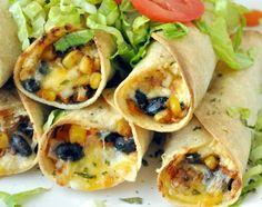 Baked Flautas | Udi's® Gluten Free Bread