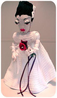 The Beautiful Bride of Frankenstein :)
