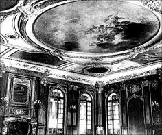 """"""" Lynnewood Hall is a Neoclassical Revival mansion in Elkins Park, Montgomery County designed by architect Horace Trumbauer for i. Old Mansions, Mansions Homes, Abandoned Mansions, Abandoned Property, Abandoned Castles, Abandoned Places, Old Buildings, Abandoned Buildings, Lynnwood Hall"""