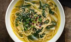 The 10 Soups You Need To Soothe An Upset Stomach   Huffington Post