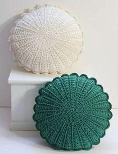 Crochet boho pillow patterns