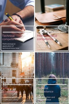 Which four #competence classes combine to #occupational #competence? — digitaleducation.tv - einfach.effizient.lernen mit videobasierten E-Learnings in SCORM Self Organization, Videos, Training, Business, Further Education, Biography, Communication, First Class, Learning