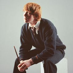Wrong, you will always be the sexy, funny, charming ginger from Harry Potter. Okay so he's technically a movie guy. Who cares Draco Malfoy, Hermione Granger, Harry Potter Ron Weasley, Harry Potter Actors, Harry James Potter, Harry Potter Movies, Harry Potter World, Albus Dumbledore, Severus Snape