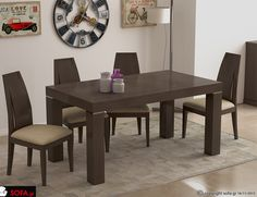 Τραπεζαρία 911 Dinning, Decor, Furniture, Sofa, Table, Dinning Table, Home, Home Decor