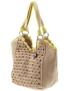 The Sak Stellaris Crochet Tote | Piperlime      This is so cute, I hope I can find the pattern