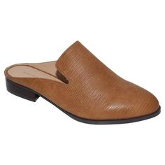 Women's Faith Flat Mules Who What Wear -