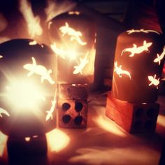 Our tokey tokay gecko lantern. Ceramic Art, Stoneware, Lanterns, Centre, Table Lamp, Ceramics, Fine Art, Home Decor, Ceramica