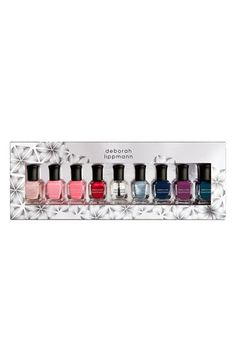 Deborah Lippmann 'Dressed to the Nines' Nail Color Collection (Limited Edition)
