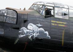 """Avro Lancaster """"Phantom Of The Ruhr"""""""