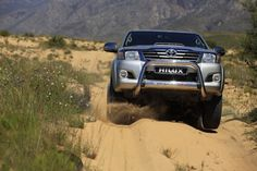 Monster truck: the Toyota Hilux Toyota Hilux, Monster Trucks, Vehicles, Vehicle