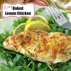 Salmon Recipes 91479436166352016 - Baked Lemon Pepper Chicken Breast is healthy, low-carb and incredibly flavorful. Perfect for cooking once, eating twice! Source by dinnermom Baked Lemon Pepper Chicken, Healthy Baked Chicken, Chicken Breast Recipes Healthy, Baked Chicken Breast, Baked Chicken Recipes, Healthy Recipes, Chicken Breasts, Diet Recipes, Chicken With Lemon