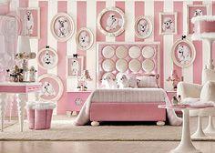 Paris theme for girls room! IM IN LOVE!!