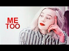 Noora Sætre ✘ Me Too - YouTube