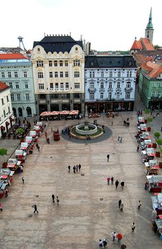 Get inspired with Rick Steves' recommended places to go and things to do, with tips, photos, videos, and travel information on Bratislava. European Travel, Travel Europe, Places To Travel, Places To Visit, Bratislava Slovakia, Christmas Travel, Short Trip, Future Travel, Travel Information