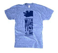 Washingtonian T-Shirt from The Social Dept.