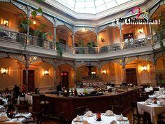 TURISMO EN CHIHUAHUA. Para disfrutar de una comida exquisita acompañada del mejor servicio, le invitamos a visitar el restaurante LA CASONA ubicado en Aldama #430, Colonia Centro, en la ciudad de Chihuahua. Comuníquese con nosotros a los teléfonos (614)4100063 o a visitar nuestra página web http://www.casona.com.mx/  #ah-chihuahua