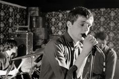 Joy Division at Bowdon Vale Youth Club: photos of Altrincham gig 35 years on - Manchester Evening News