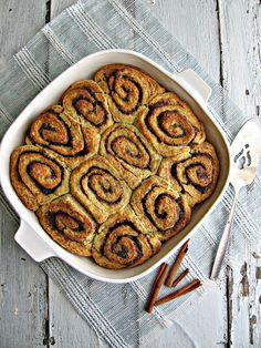 sweetsugarbean: Better, with Butter: Biscuit Cinnamon Rolls