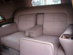 1962 Limousine by Park Ward (chassis 5LCG23)