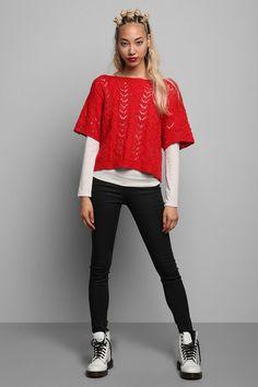 Vintage '80s Fendi Cropped Sweater #urbanoutfitters #vintage #fendi