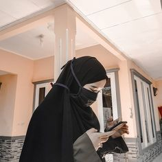 Casual Hijab Outfit, Abayas, Niqab, Muslim Women, Hijab Fashion, Outfits, Beauty, Style, Outfit