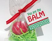 You are the Balm Teacher Appreciation Tags ~ Printable gift labels