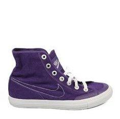 Nike ladies Sneakers Go Mid Cnvs 434498 500