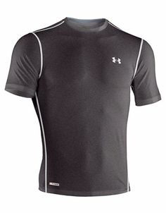 UNDER ARMOUR Men's HG Sonic Fitted Short Sleeve Tee