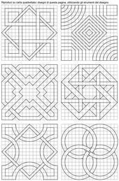 The Latest Trend in Embroidery – Embroidery on Paper - Embroidery Patterns Blackwork Embroidery, Paper Embroidery, Embroidery Patterns, Cross Stitch Patterns, Geometric Drawing, Geometric Art, Geometric Pattern Design, Geometric Designs, Zentangle Patterns