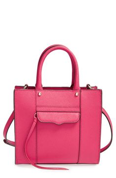 Rebecca Minkoff 'Mini MAB Tote' Crossbody Bag available at #Nordstrom