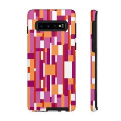 Lesbian Pattern Tough Phone Case - Samsung Galaxy S10 / Matte