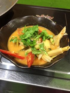 Selfmade Thai Soup, Bangkok