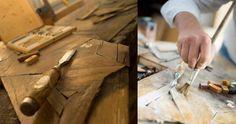 Restoration - ANTIQUE PARQUET - Restauriertes und antikes Parquett ist unsere Leidenschaft