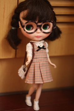 I need these glasses. #blythe simply chocolate