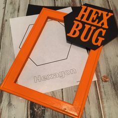 HEXBUG frame for taking pictures of each kid at party #hexbug