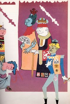 CinderCinderella retold in story and collage by Alan Suddon (1969).
