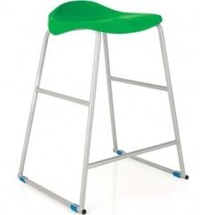 Titan Classroom Stools / Lab Stools for schools. The Titan Stools are now specified for major projects world wide because of their unique frame style that protects all laboratory flooring or matting. Classroom Stools, Classroom Design, School Furniture, Office Furniture, High Stool, Stool Chair, Wooden Stools, Furniture Showroom, Working Area