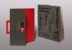 30+ Creative Presentation Folder Designs » Design You Trust