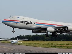Photos: Boeing 747-4R7F/SCD Aircraft Pictures | Airliners.net
