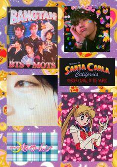 Bts Polaroid, Polaroids, Jhope, Taehyung, Ikon Junhoe, W Two Worlds, Bullet Journal School, Tumblr Stickers, Aesthetic Stickers