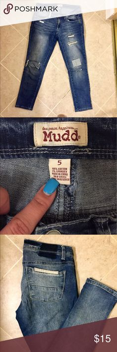 Mudd Jeans 👖 In great condition! Stretchy :) Mudd Jeans Skinny